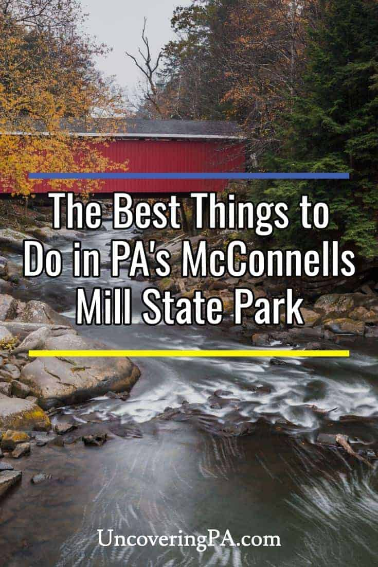 The top things to do in McConnells Mill State Park in Pennsylvania