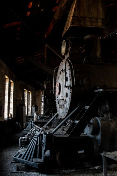 Best photos of PA: East Broad Top Railroad steam engine