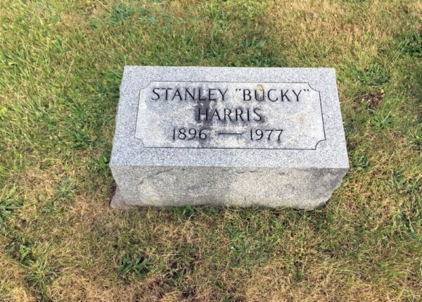 Visiting the grave of Bucky Harris is one of the best things to do in Wilkes-Barre, PA