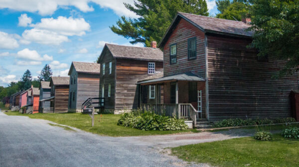 Eckley Miners Village is a great thing to do in Luzerne County, Pennsylvania