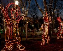 Hersheypark Christmas Candylane Review: Festive Holiday Thrills for the Whole Family