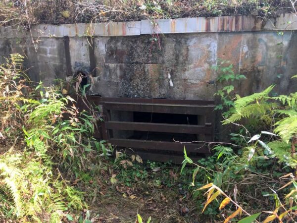 Visiting the Quehanna Wild Area's jet bunkers