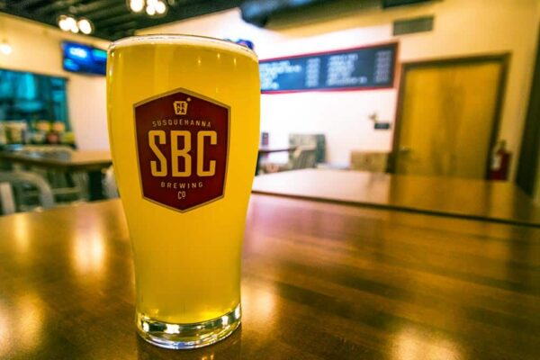 Touring Susquehanna Brewing Company is a great things to do near Wilkes-Barre, PA