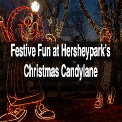 Hersheypark's Christmas