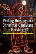 Review of Hersheypark Christmas Candylane in Hershey, Pennsylvania