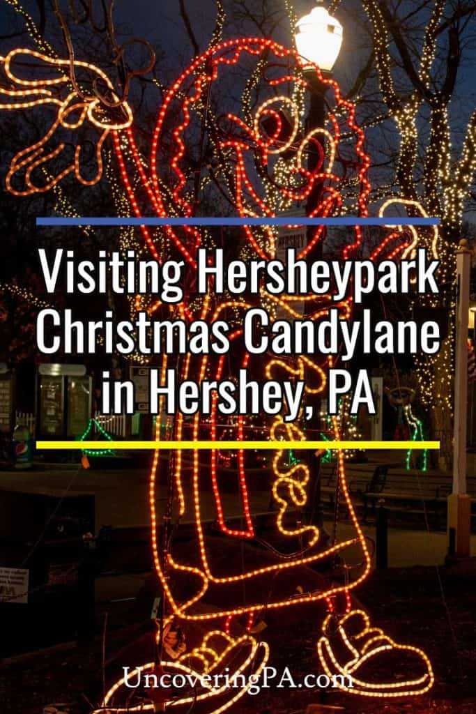 Review of Hersheypark Christmas Candylane in Hershey, Pennsylvania