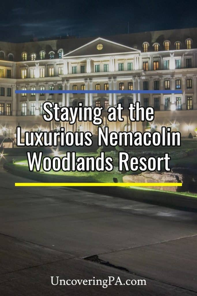 Nemacolin Woodlands Resort in Pennsylvania