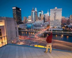Cira Green: A Rooftop Park with Amazing Views of Philadelphia