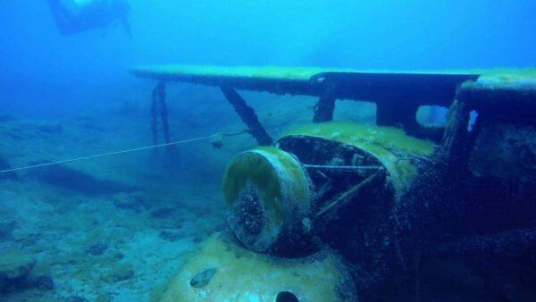 Dutch Springs Scuba Diving in the Lehigh Valley of Pennsylvania