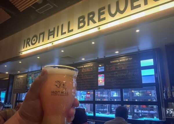 Where to eat in Hershey, PA: Iron Hill Brewery