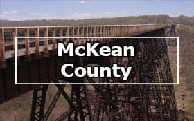 Things to do in McKean County, PA