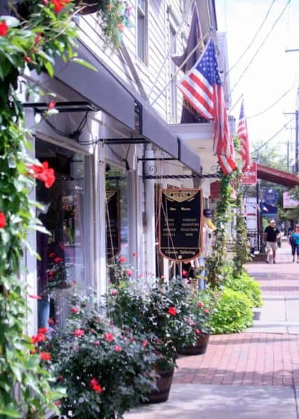 Shopping is one of my favorite things to do in New Hope ,PA