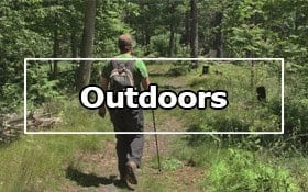 Outdoors in the Great Lakes Region