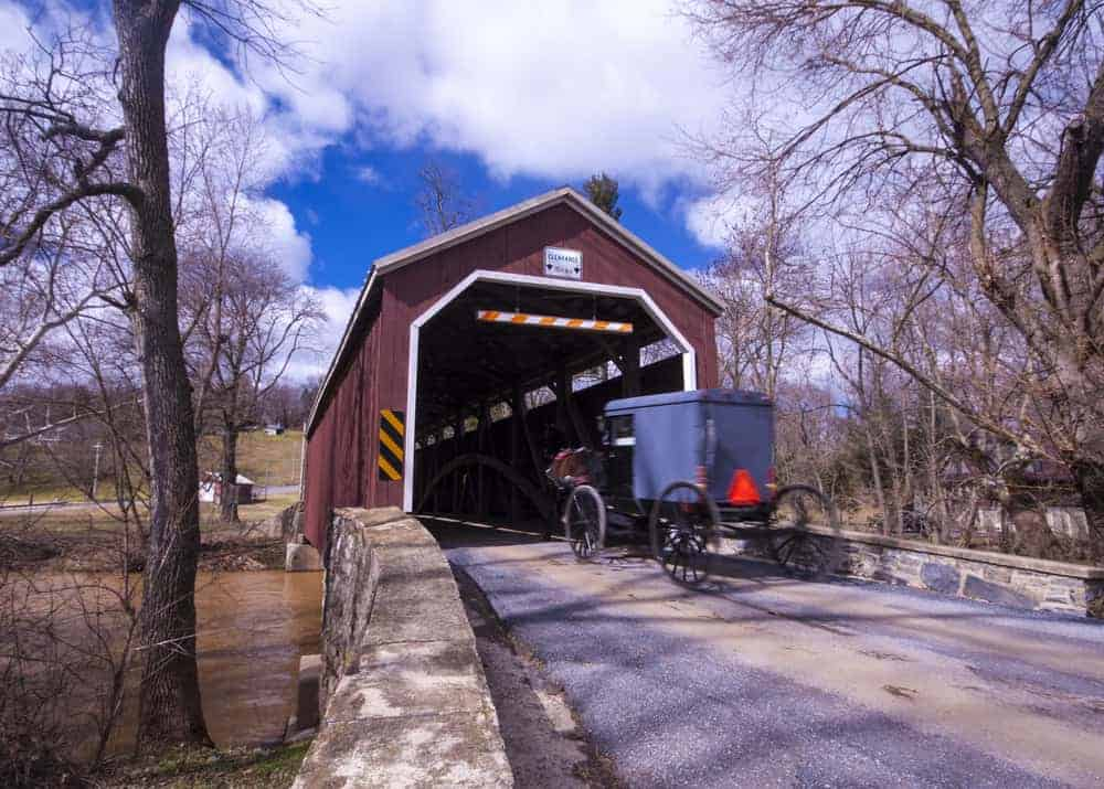 Covered Bridges in Lancaster PA