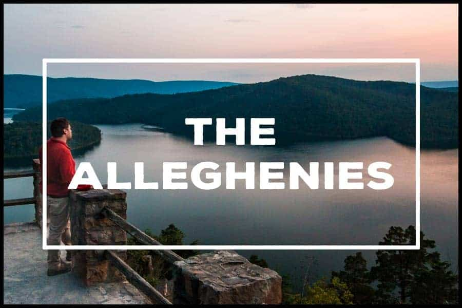 Things to do in the Alleghenies of PA