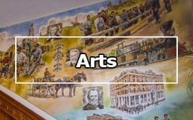 Arts in Pittsburgh and its suburbs