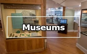 Museums in Northeastern Pennsylvania