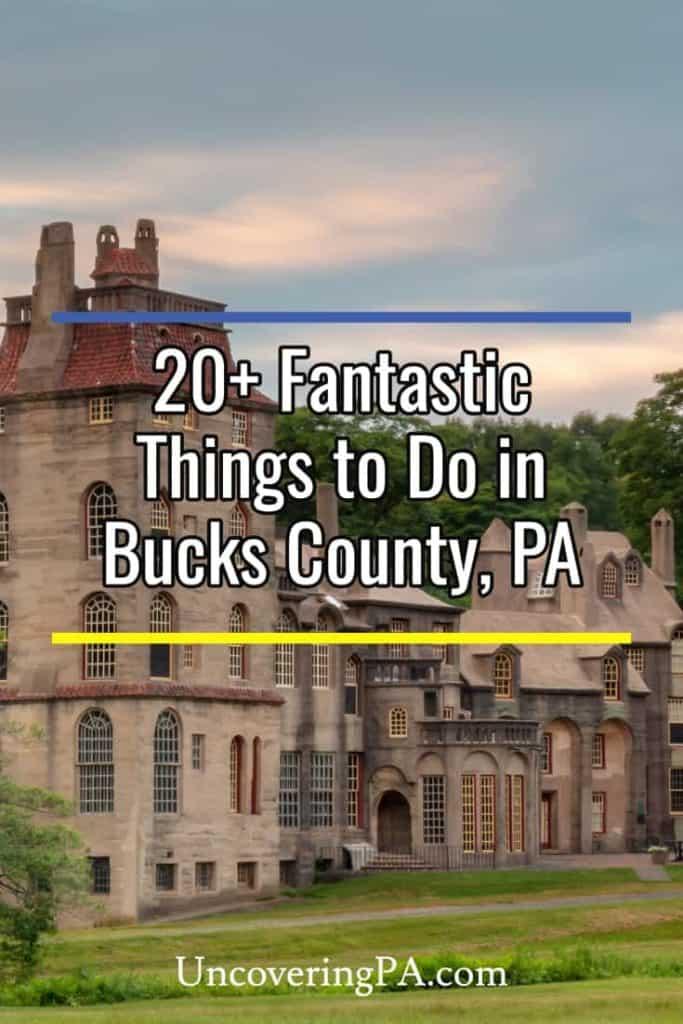 Things to do in Bucks County, Pennsylvania
