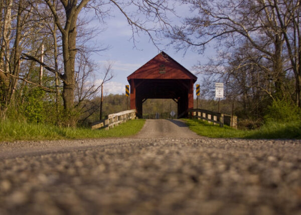 Bailey Covered Bridge near I-79