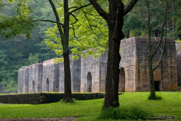 Of all the things to do in Altoona, hiking to the limestone kilns in Canoe Creek State Park is one of my favorites