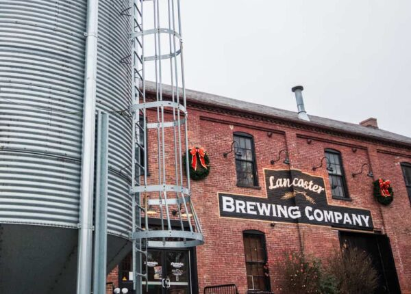 Lancaster Brewing Company in Pennsylvania