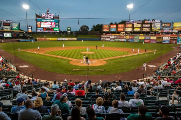 Lehigh Valley IronPigs are a great summertime activity in Allentown