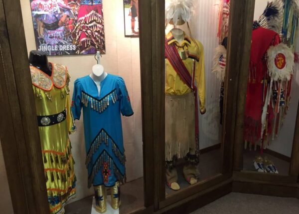 The Museum of Indian Culture offers a great look into the history of the Lehigh Valley