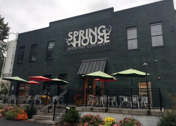 Spring House Brewery in Lancaster, PA