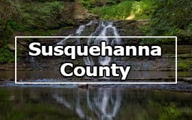 Things to do in Susquehanna County, PA