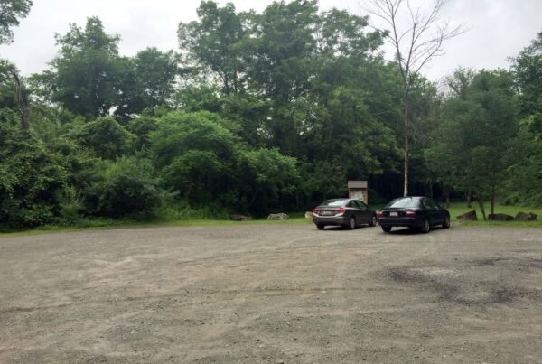Where to park at Braddock's Trail Park