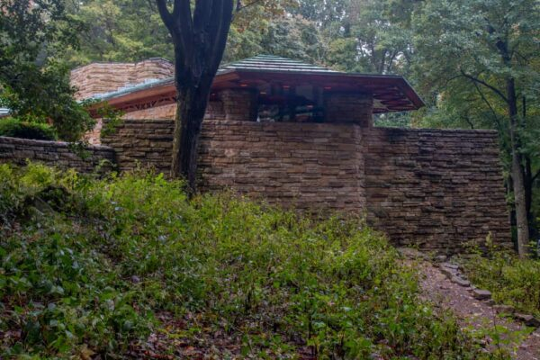 Visiting Frank Lloyd Wright's Kentuck Knob