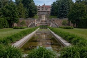 Visiting the the Beautiful Mount Assisi Gardens in Cambria County