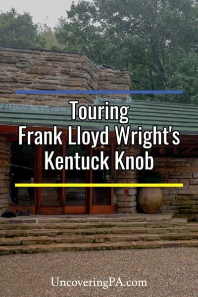 Touring Frank Lloyd Wright's Kentuck Knob in Pennsylvania