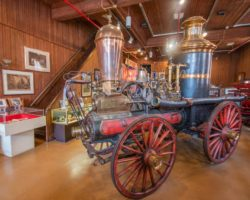 Visiting the Fireman's Hall Museum in Philadelpia's Old City