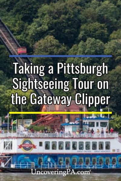 Riding the Gateway Clipper in Pittsburgh