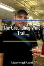 Touring the Groundhog Wine Trail in Pennsylvania