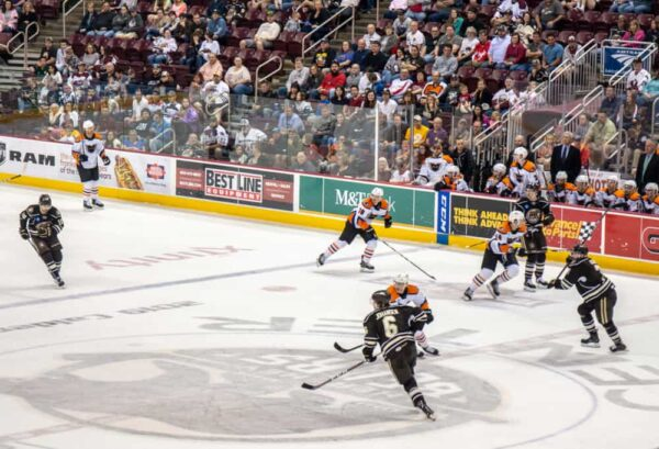 Hershey Bears' ticket prices