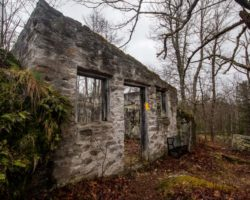 Exploring the Abandoned Kunes Camp in the Quehanna Wild Area