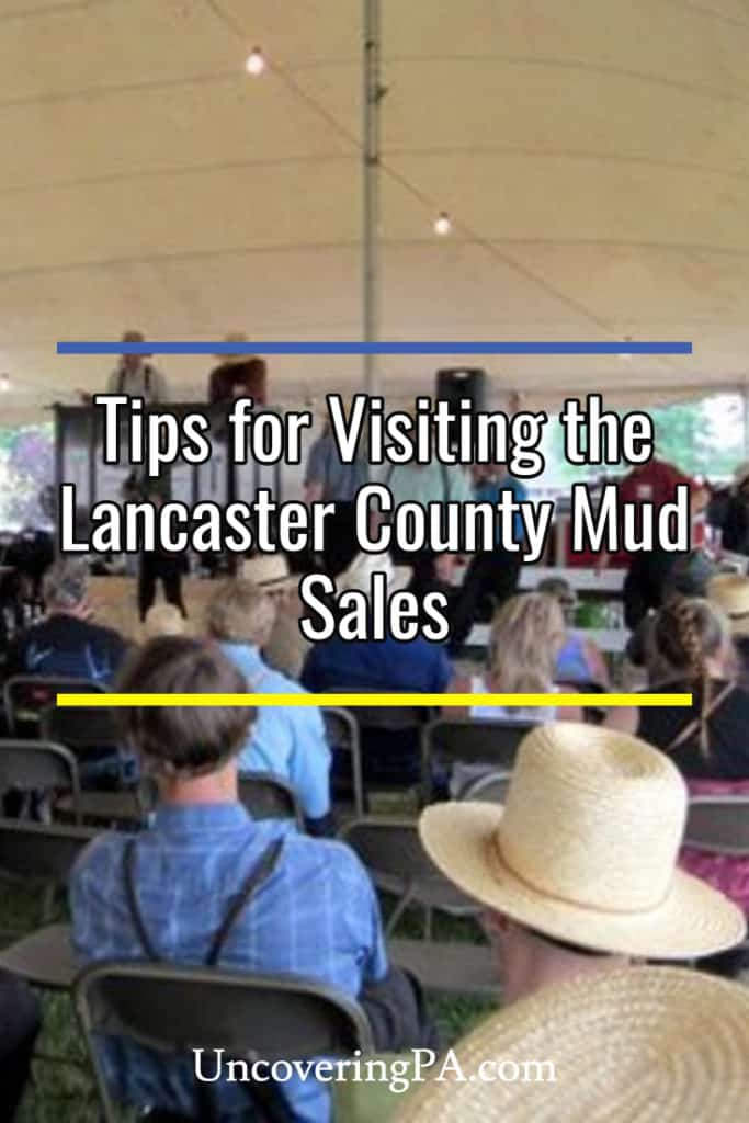 Tips for visiting an Amish Mud Sale in Lancaster County, Pennsylvania