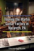 Touring the Martin Guitar Factory in Nazareth, Pennsylvania
