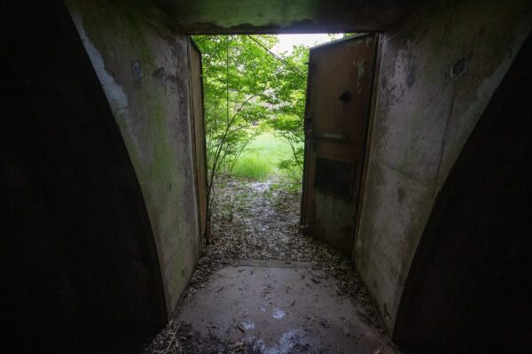 Inside an Alvira Bunker in Pennsylvania