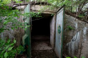 Exploring the Abandoned Alvira Bunkers from World War 2
