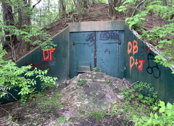 The Alvira Bunkers are an amazing abandoned place in PA