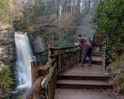 Bushkill Falls: Is It Worth Paying to See this Waterfall in the Poconos?