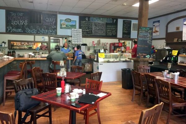 The Falls Market Restaurant in Ohiopyle, PA