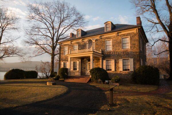 Fort Hunter Mansion in Harrisburg