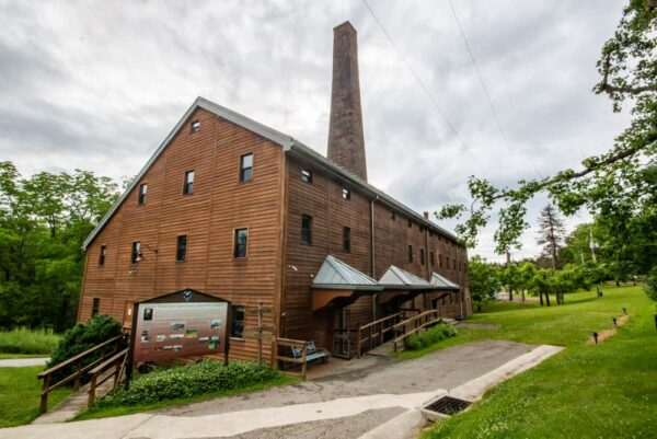 Historic Gristmill in Latrobe, PA