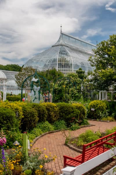 Children's Discovery Garden at Phipps in Pittsburgh, PA