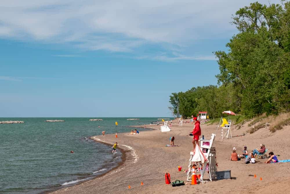 The best things to do in Presque Isle State Park in Erie, PA