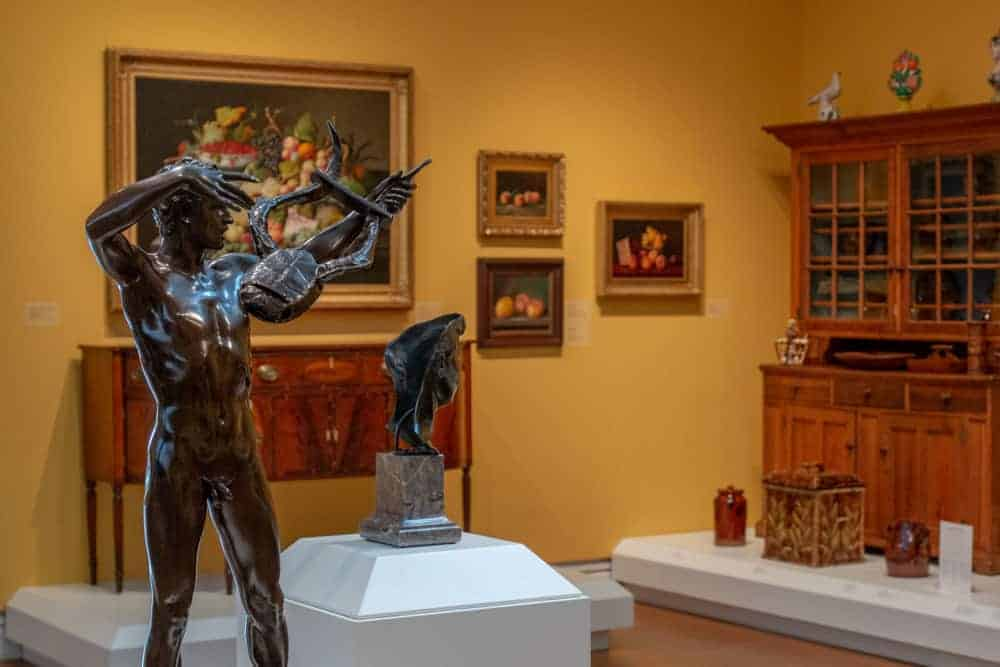 The Westmoreland Museum of American Art in Greensburg, PA